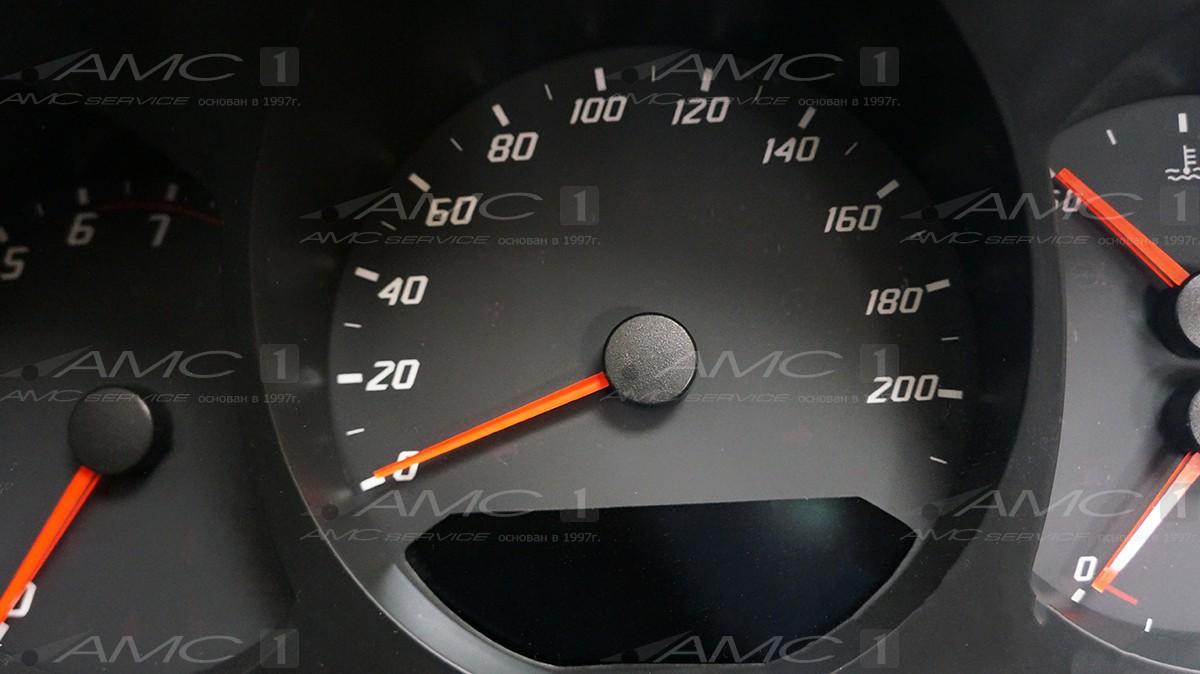 Шкала приборов для Lada vesta 03.03