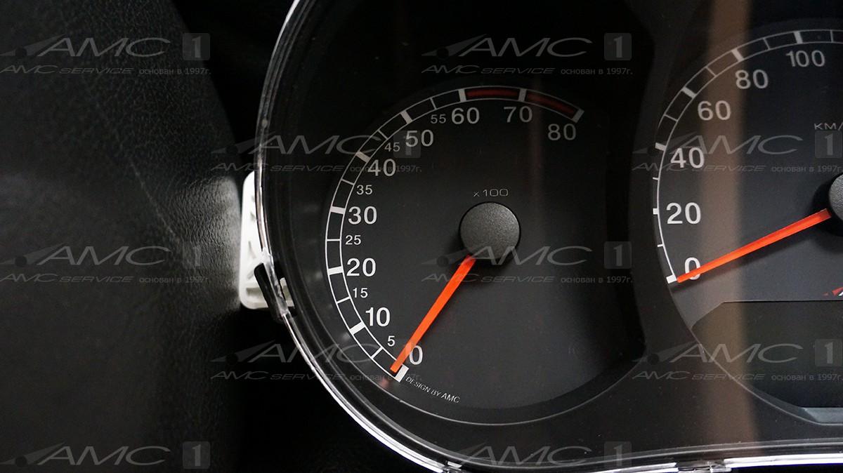 Шкала приборов для Lada Vesta 03.07